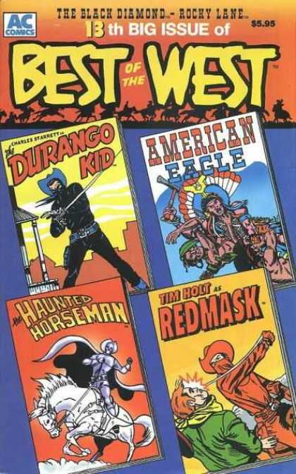 Best of the West 13