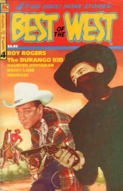 Best of the West 4 - Roy Rogers - Durango Kid - Rocky Lane - Redmask - Westerns