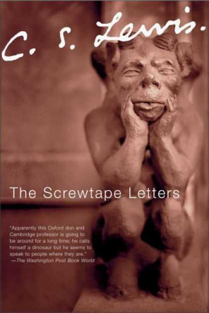 Bestsellers (2006) - The Screwtape Letters by C. S. Lewis