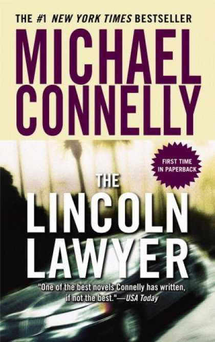 Bestsellers (2006) - The Lincoln Lawyer by Michael Connelly