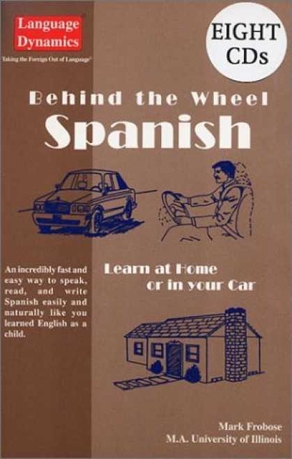 Bestsellers (2006) - Behind the Wheel Spanish/Complete Illustrated Text/Answer Keys/8 One Hour by Mar