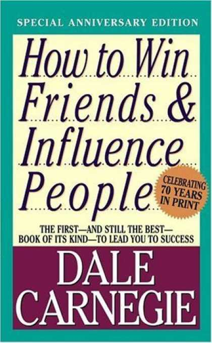 Bestsellers (2006) - How to Win Friends & Influence People by Dale Carnegie