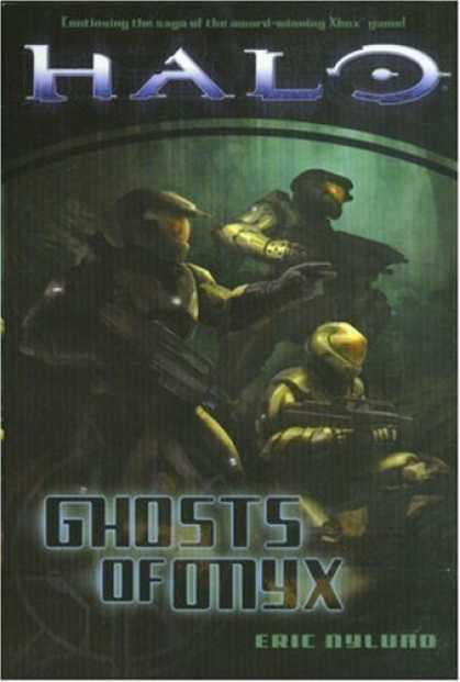Bestsellers (2006) - Ghosts of Onyx (Halo) by Eric Nylund