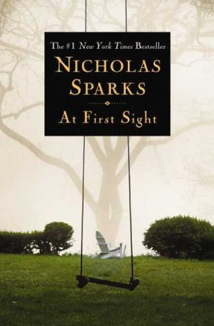 Bestsellers (2006) - At First Sight by Nicholas Sparks