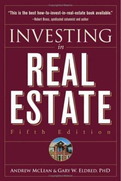 Bestsellers (2006) - Investing in Real Estate, 5th Edition by Andrew James McLean
