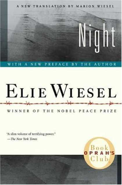 Bestsellers (2006) - Night (Oprah's Book Club) by Elie Wiesel
