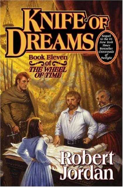 Bestsellers (2006) - Knife of Dreams (The Wheel of Time, Book 11) by Robert Jordan
