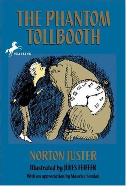Bestsellers (2006) - The Phantom Tollbooth by Norton Juster