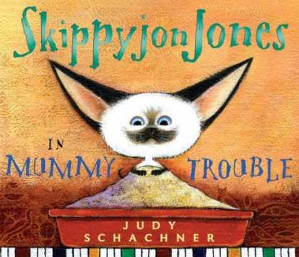 Bestsellers (2006) - Skippyjon Jones in Mummy Trouble (Skippyjon Jones) by