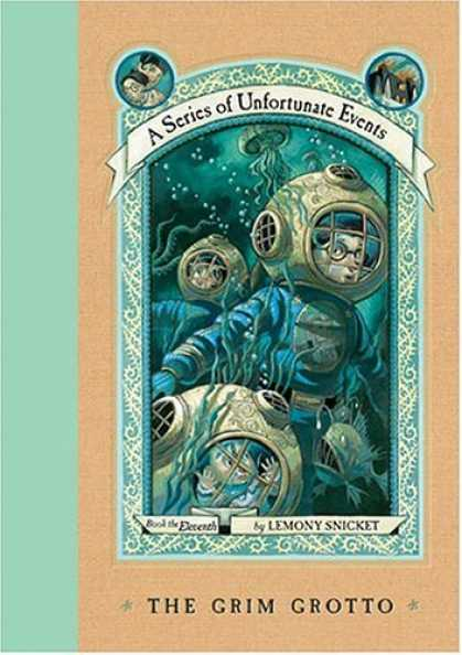 Bestsellers (2006) - The Grim Grotto (A Series of Unfortunate Events, Book 11) by Lemony Snicket