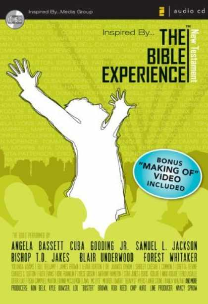 Bestsellers (2006) - Inspired By The Bible Experience: New Testament by Zondervan