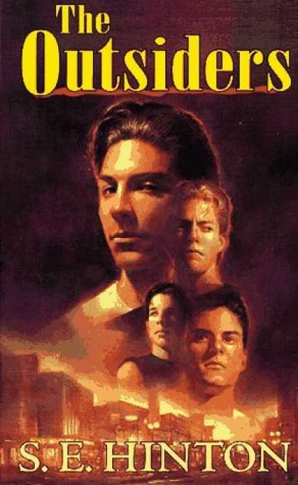 Bestsellers (2006) - The Outsiders by S. E. Hinton