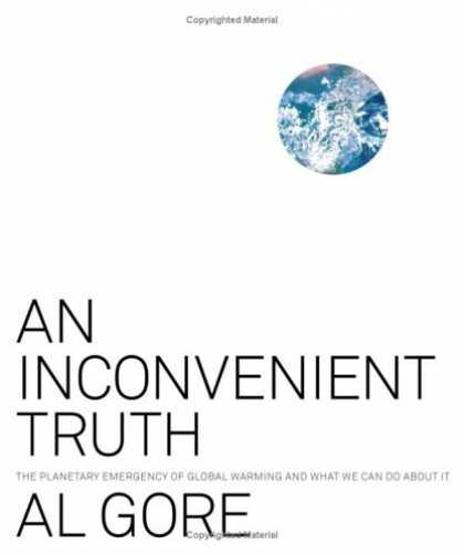 Bestsellers (2006) - An Inconvenient Truth by Al Gore