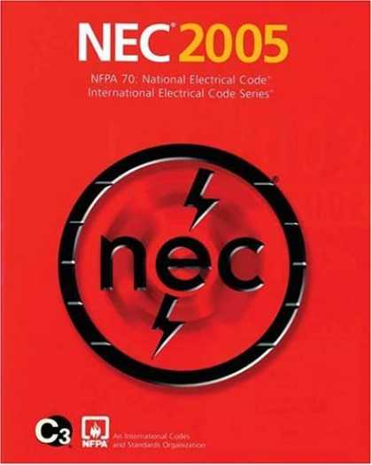 Bestsellers (2006) - National Electrical Code 2005 Softcover Version (National Fire Protection Associ