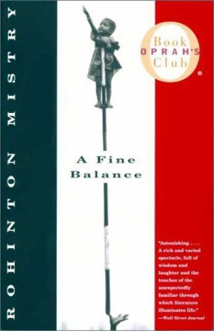 Bestsellers (2006) - A Fine Balance (Oprah's Book Club) by Rohinton Mistry