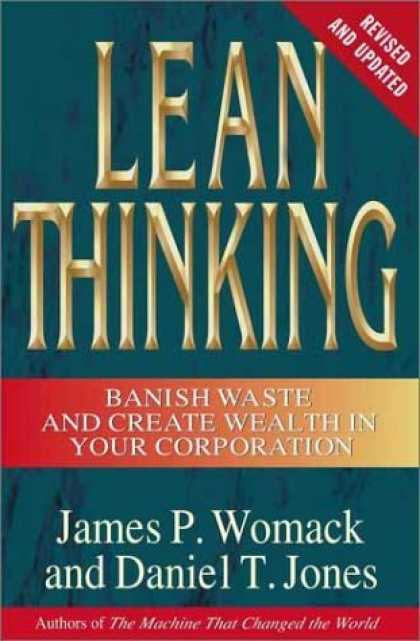 Bestsellers (2006) - Lean Thinking : Banish Waste and Create Wealth in Your Corporation, Revised and