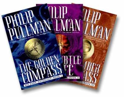 Bestsellers (2006) - His Dark Materials Trilogy (The Golden Compass; The Subtle Knife; The Amber Spyg