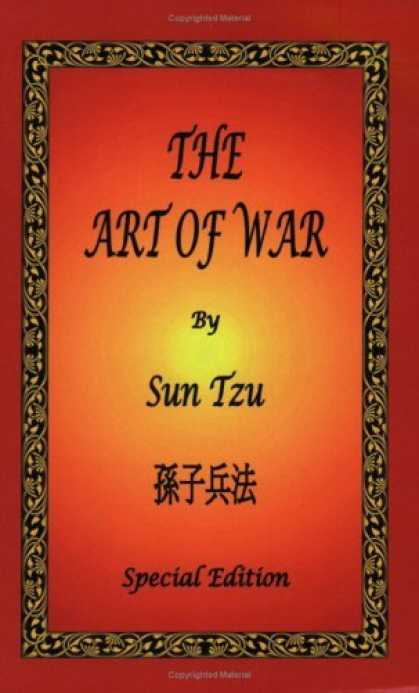 Bestsellers (2006) - The Art of War, Special Edition by Sun Tzu