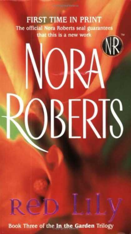 Bestsellers (2006) - Red Lily: In the Garden Trilogy (In the Garden (Paperback)) by Nora Roberts