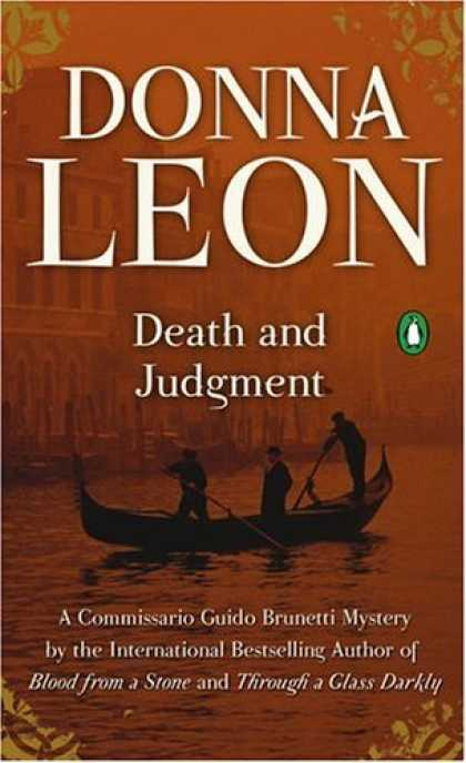Bestsellers (2006) - Death and Judgment (Commissario Guido Brunetti Mysteries) by Donna Leon