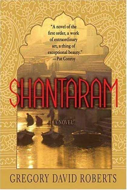 Bestsellers (2006) - Shantaram by Gregory David Roberts