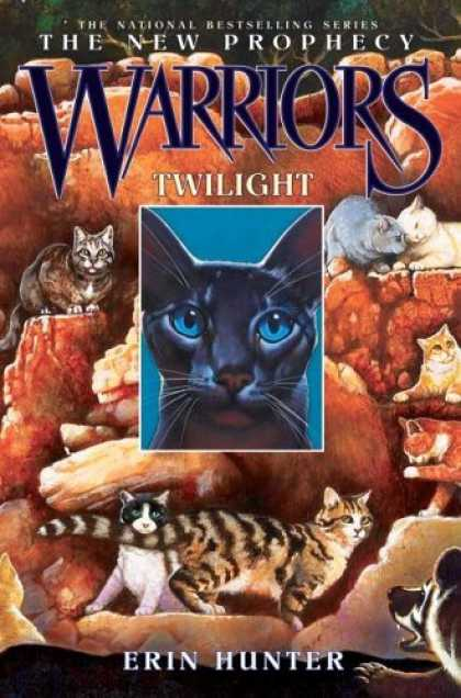 Bestsellers (2006) - Warriors: The New Prophecy #5: Twilight (Warriors: The New Prophecy) by Erin Hun
