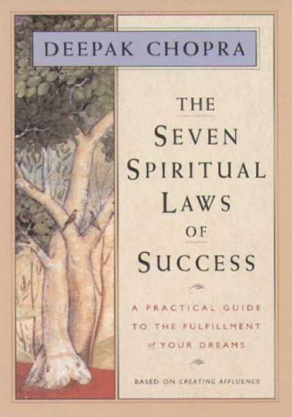 Bestsellers (2006) - The Seven Spiritual Laws of Success: A Practical Guide to the Fulfillment of You