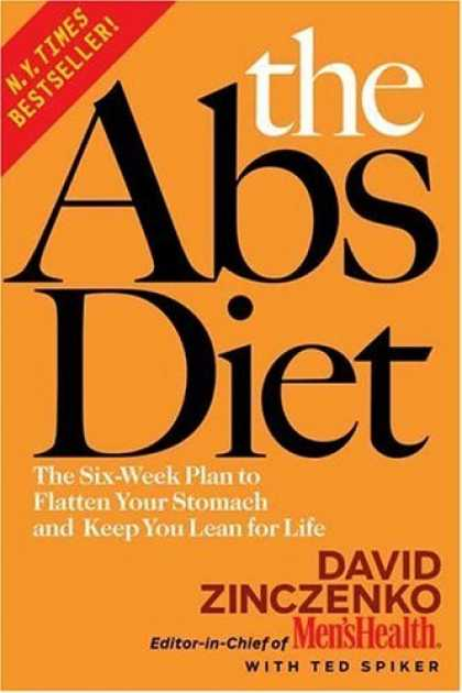 Bestsellers (2006) - The Abs Diet: The Six-Week Plan to Flatten Your Stomach and Keep You Lean for Li