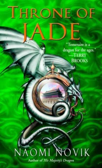Bestsellers (2006) - Throne of Jade (Temeraire, Book 2) by Naomi Novik