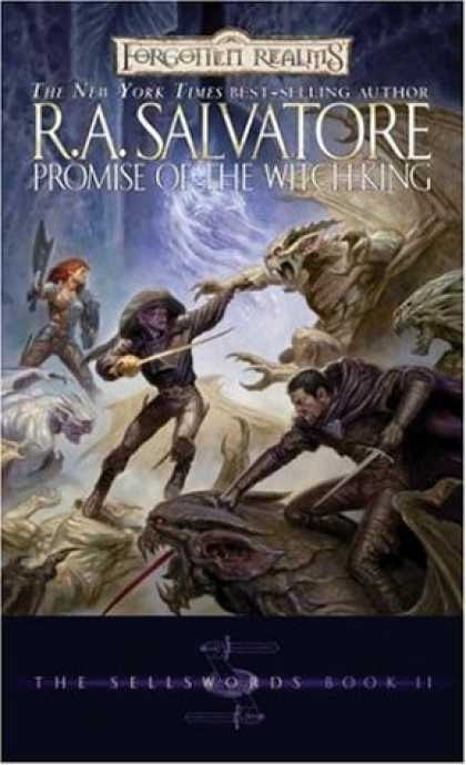 Bestsellers (2006) - Promise of the Witch-King (Forgotten Realms: The Sellswords, Book 2) by R.A. Sal