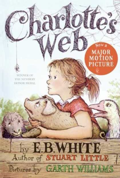 Bestsellers (2006) - Charlotte's Web (Trophy Newbery) by E. B. White