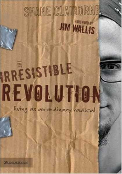 Bestsellers (2006) - The Irresistible Revolution: Living as an Ordinary Radical by Shane Claiborne