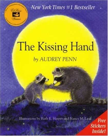 Bestsellers (2006) - The Kissing Hand by Audrey Penn