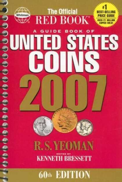 Bestsellers (2006) - A Guide Book of United states Coins 2007 (60th Edition)(Spiral) by R. S. Yeoman