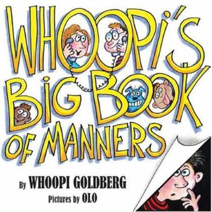 Bestsellers (2006) - Whoopi's Big Book of Manners by Whoopi Goldberg
