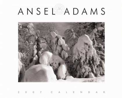Bestsellers (2006) - Ansel Adams 2007 Wall Calendar by Ansel Adams
