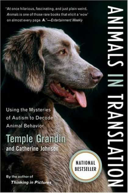 Bestsellers (2006) - Animals in Translation: Using the Mysteries of Autism to Decode Animal Behavior