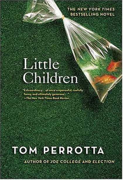 Bestsellers (2006) - Little Children by Tom Perrotta