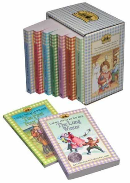 Bestsellers (2006) - Little House (9 Books, Boxed Set) by Laura Ingalls Wilder