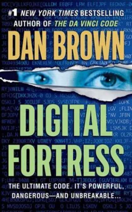 Bestsellers (2006) - Digital Fortress by Dan Brown