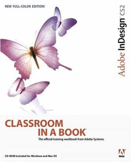 Bestsellers (2006) - Adobe InDesign CS2 Classroom in a Book by Adobe Creative Team
