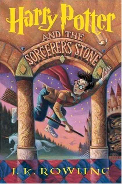 Bestsellers (2006) - Harry Potter and the Sorcerer's Stone (Book 1) by J.K. Rowling