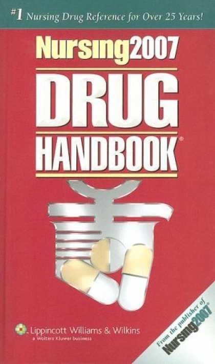 Bestsellers (2006) - Nursing Drug Handbook 2007 (27th Edition) by Springhouse
