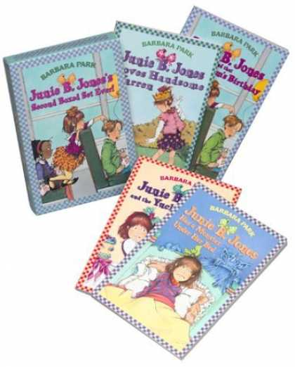 Bestsellers (2006) - Junie B. Jones's Second Boxed Set Ever (Books 5-8) by Barbara Park