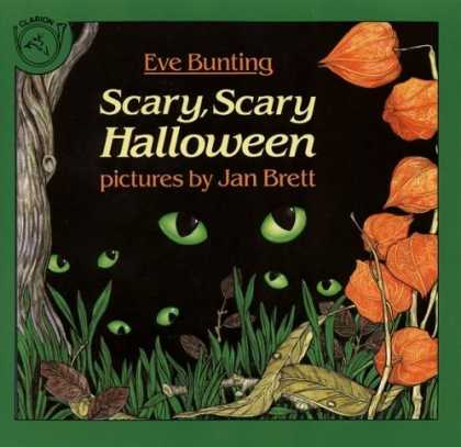 Bestsellers (2006) - Scary, Scary Halloween by Eve Bunting