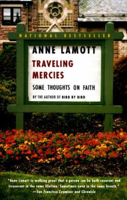 Bestsellers (2006) - Traveling Mercies: Some Thoughts on Faith by Anne Lamott