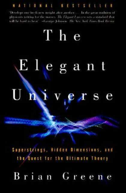Bestsellers (2006) - The Elegant Universe: Superstrings, Hidden Dimensions, and the Quest for the Ult