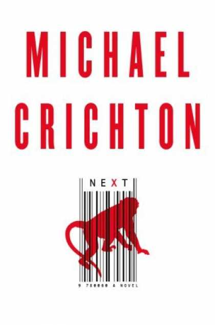 Bestsellers (2006) - Next by Michael Crichton