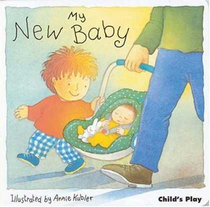 Bestsellers (2006) - My New Baby (New Baby Series) by