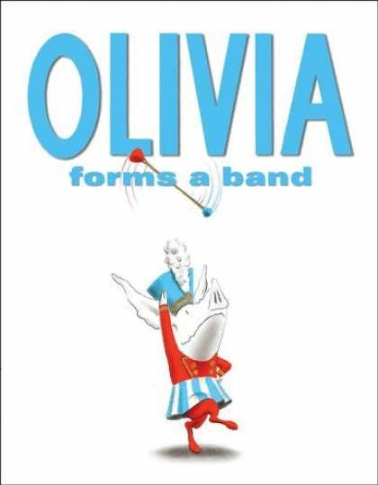 Bestsellers (2006) - Olivia Forms a Band by